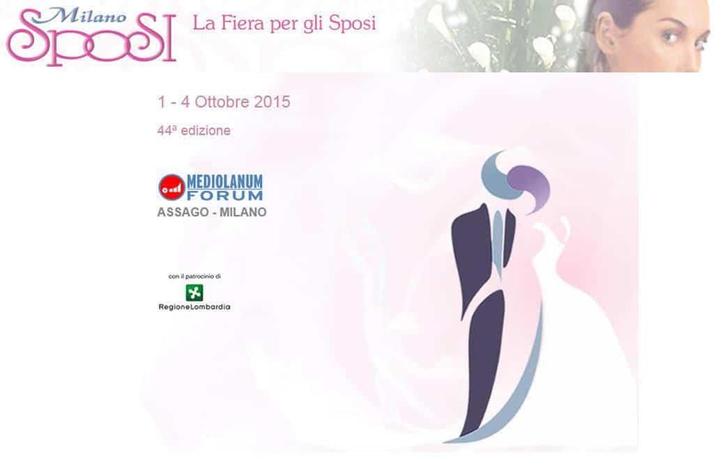 Milano Sposi 2015